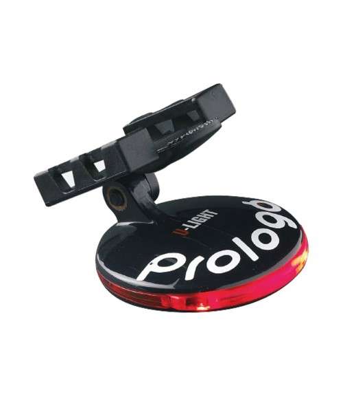 U-CLIP PROLOGO - BLACK-RED